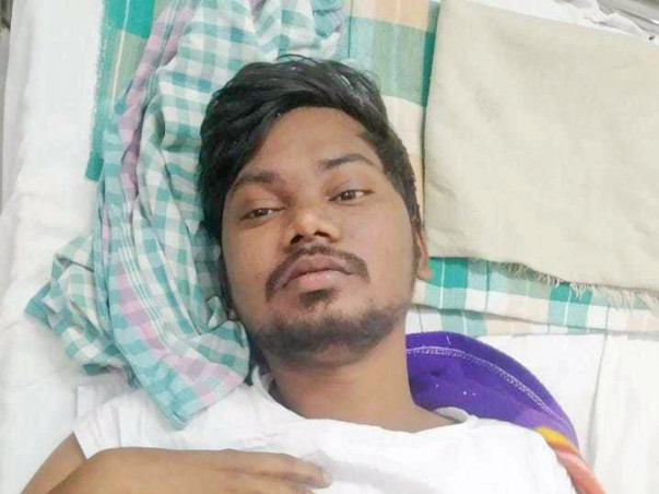 Help Come Forward To Help Vinay