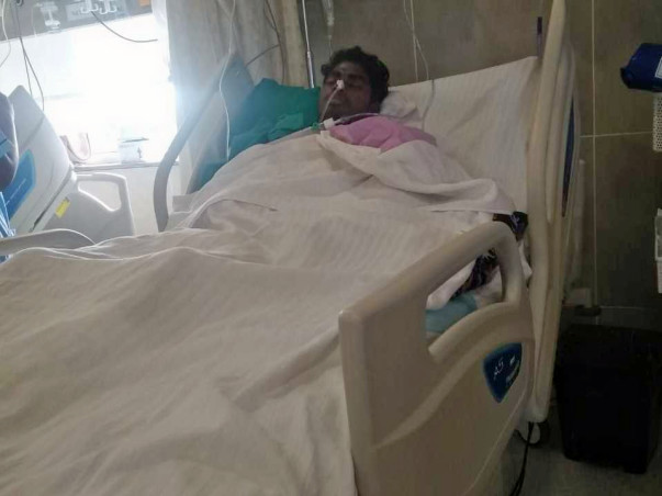 Help Parveen Recover From Road Accident