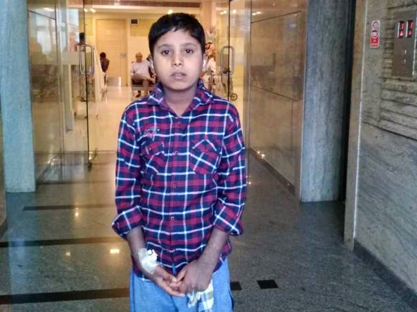 Help 13-yr-old Anshif Undergo an Urgent  Bone Marrow Transplant