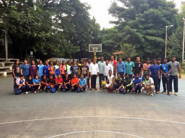 #empowerwomen : Raising Funds for Throwball International Championship