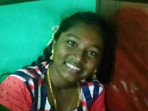 Devadharshini Lies In The Hospital Bed But Doesnt Know She Has Cancer