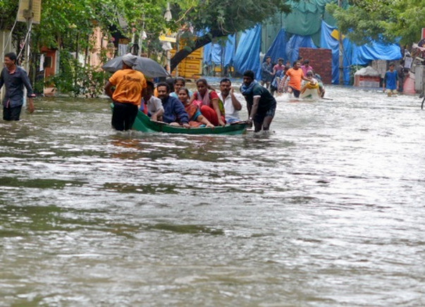 I am fundraising to help little bit to the flood affected people in chennai