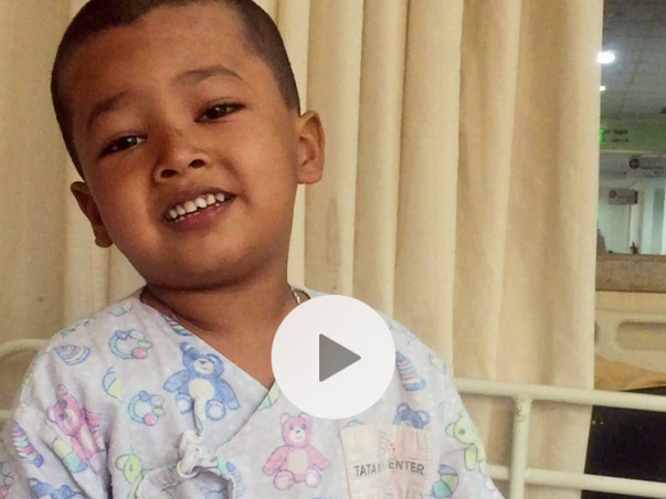 Help Baby Shivansh Fight Blood Cancer