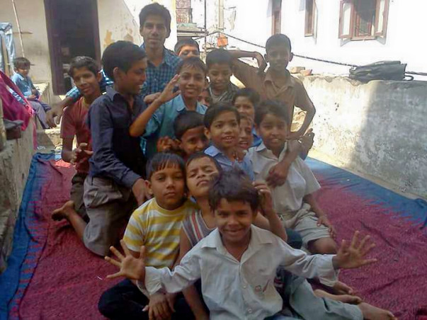 Help Educate the Children of Jasola Slum in Delhi