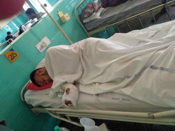 Help Tanuj Recover After An Accident