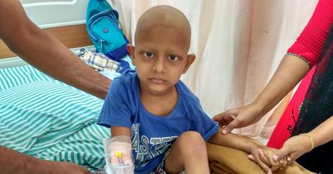 Help Baby Younus undergo a bone marrow transplant. | Milaap