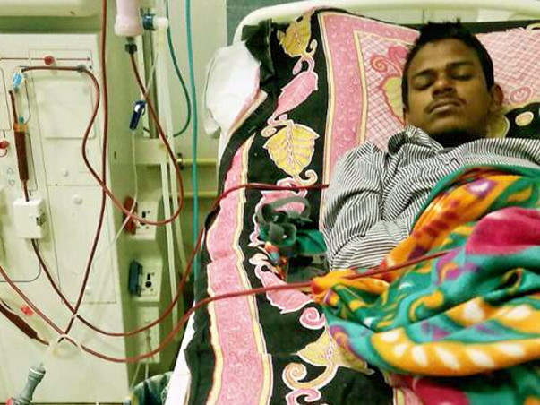 Help Abdur for Kidney Transplant