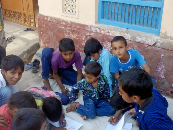 Need funds to set up library-cum-resource centre in rural Rajasthan