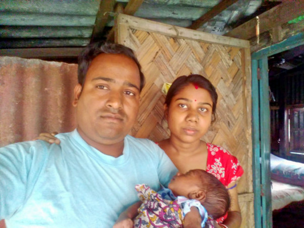 Support Santona  Chakraborty Recover From Intrauterine Pregnancy With A Single Live Fetus