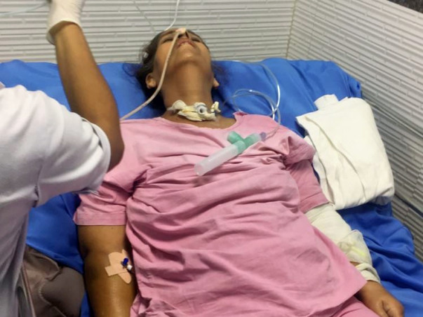 Help Meena Chaudhary Afford Treatment For Brain Hemorrhage