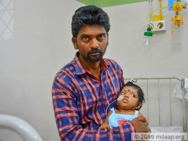 Baby of kiranmai needs your help to survive