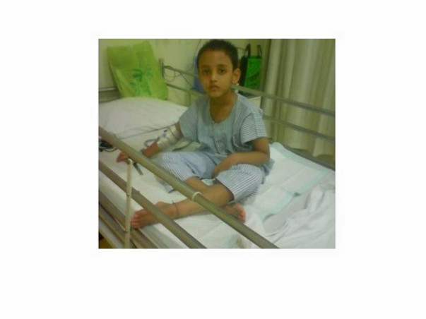 Appeal to donate generously for heart transplantation of 5 year old kid Alankrit Dey