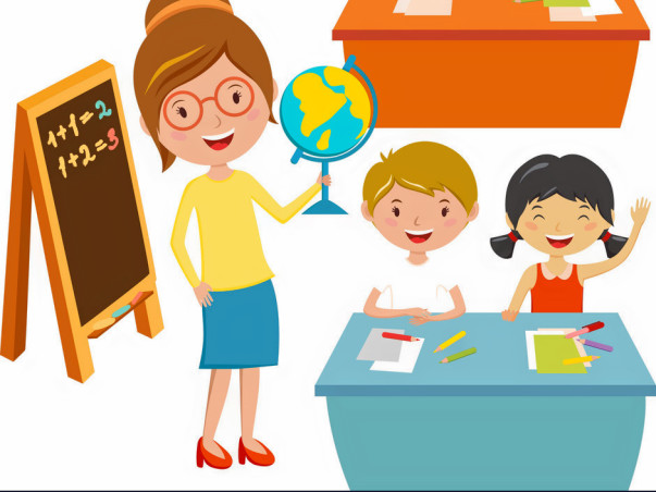 Donate to improve children education