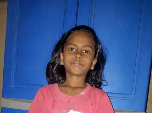 Help Sanjana fight Thalassemia
