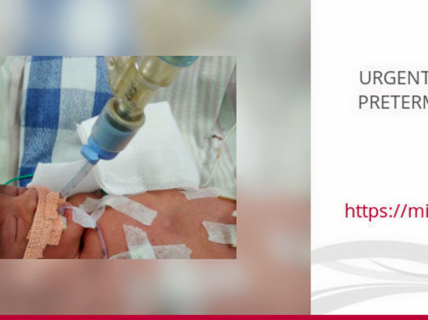 URGENT HELP FOR CRITICAL PRETERM TWIN BABY (NICU)