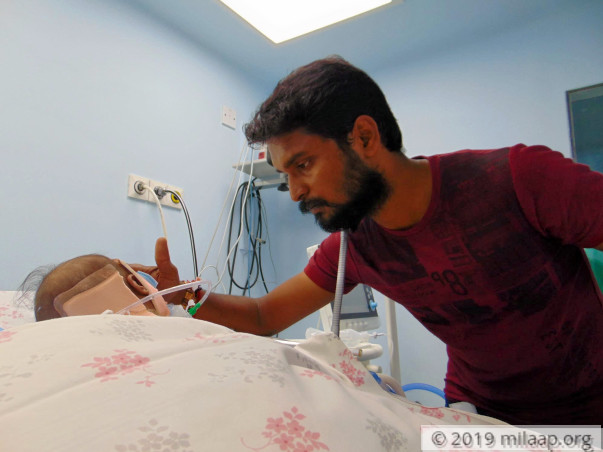 Help Dhruvan Recover From Atrial Septal Defect