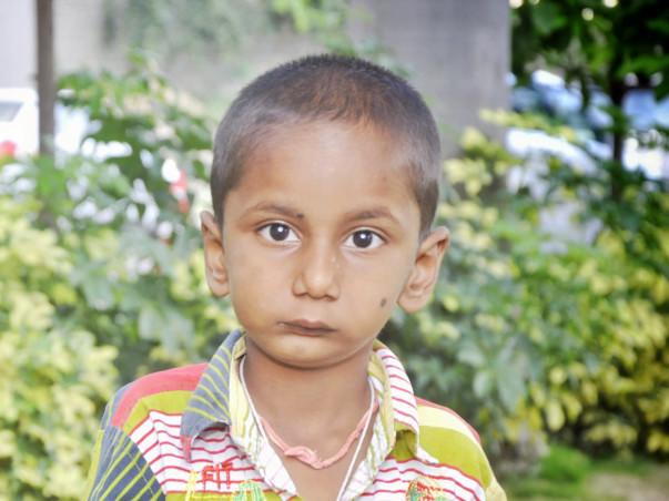 Support Zunaid to undergo his treatment