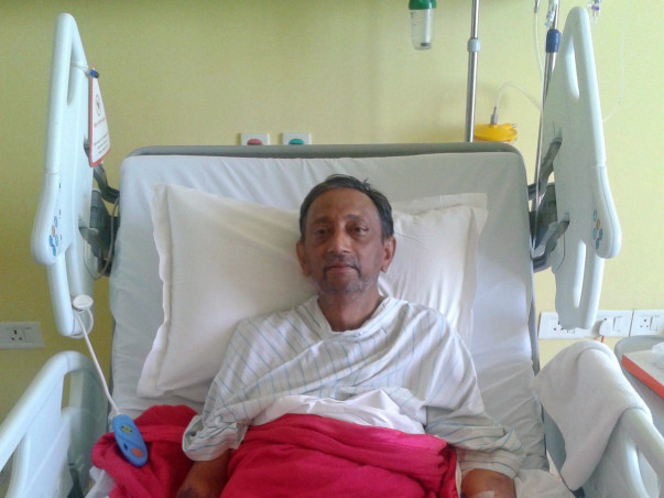 Help a liver disease survivor