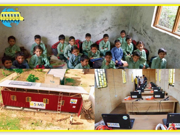 TWSB- Solar- Powered classroom