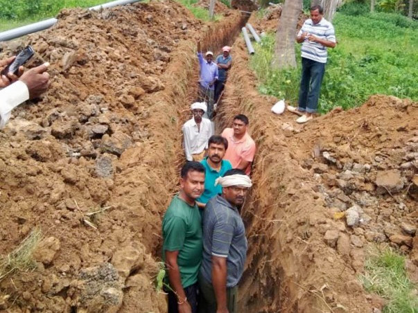 Help Maranagere farmers to go drought free