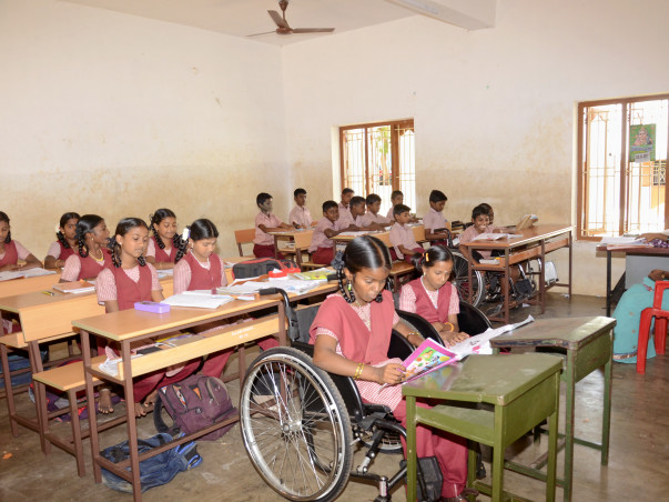Higher Education for Special Needs Children