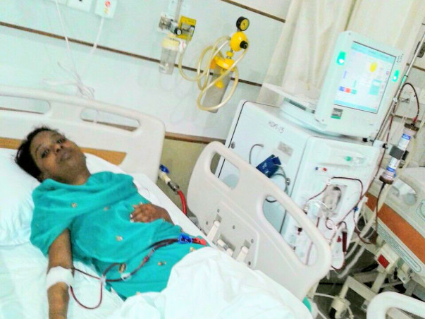 Your Mercy will help Sophia live longer even with 3 dialysis/week