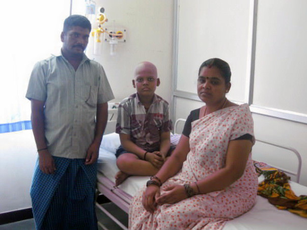 Save Chandra Prakash From Cancer Relapse