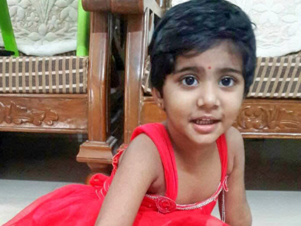 You Can Save 3-year-old Sandhiya Who Is On Artificial Lung Machine