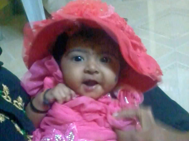Help my Baby Daughter Fight Thalaseemia