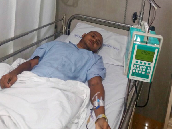 Help  My Younger Brother Kashif Fight Blood Cancer