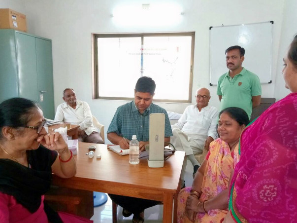 To Setup Diagnostic Centres At Underpriviledged Villages
