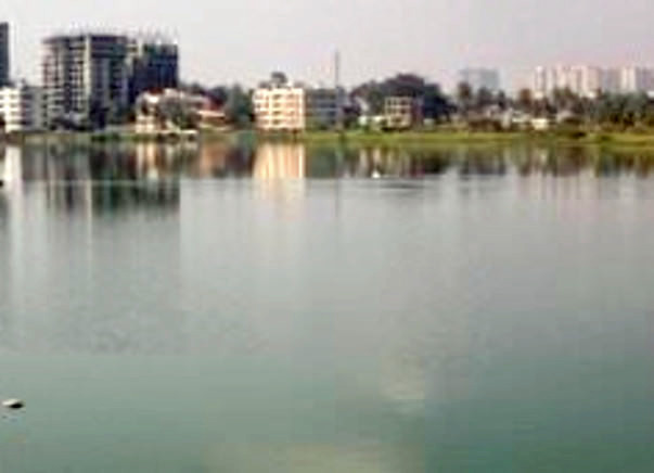 Peace Ride: Rachenahalli Lake needs further improvement