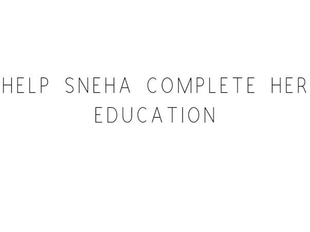 Help Sneha chase her dream