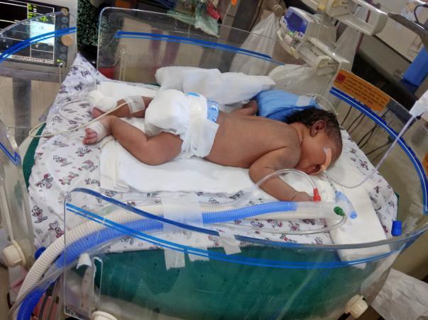 Help Baby of Kiran Kumar