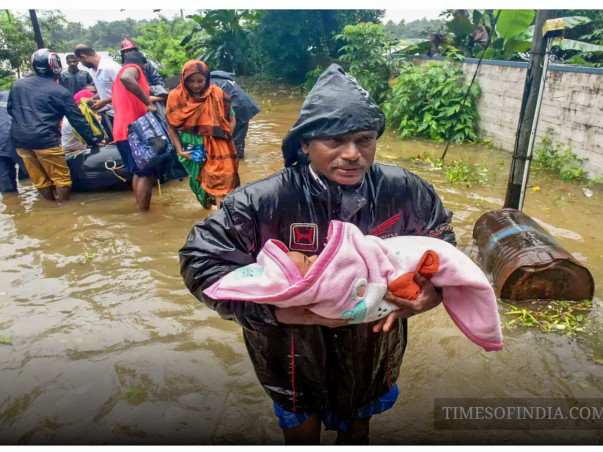 Support The Kerala Flood Relief Fund