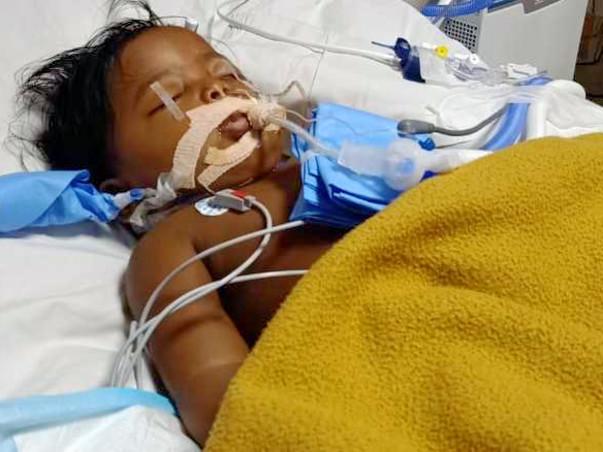 Help Aiden Augustine to fight H1N1