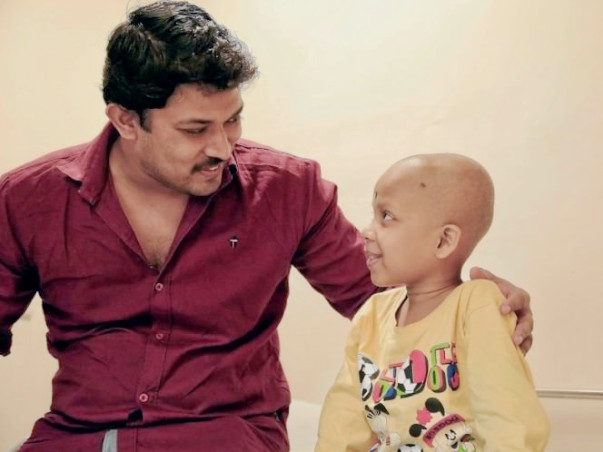 Help 5-year-old Rajdeep fight cancer