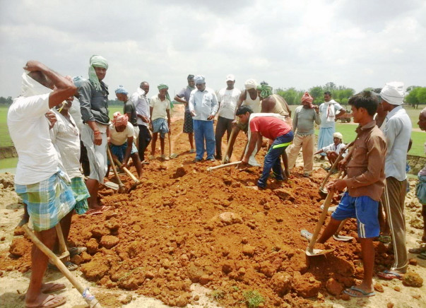 Villagers of Lahari need your support to build a road