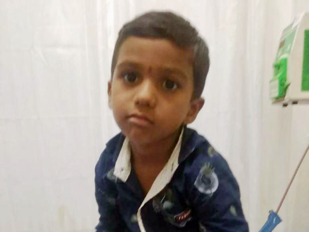 Help My Son fight Thalassemia