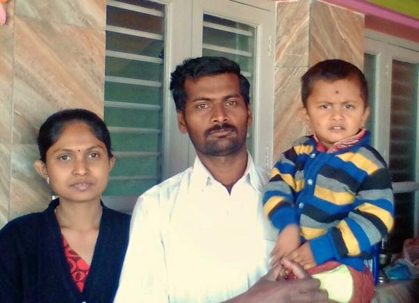 Help Baby Nuthan Undergo Cochlear Transplant