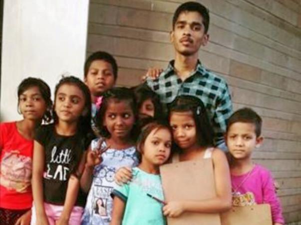 Support Vaibhav Help 350 Underprivileged Children's