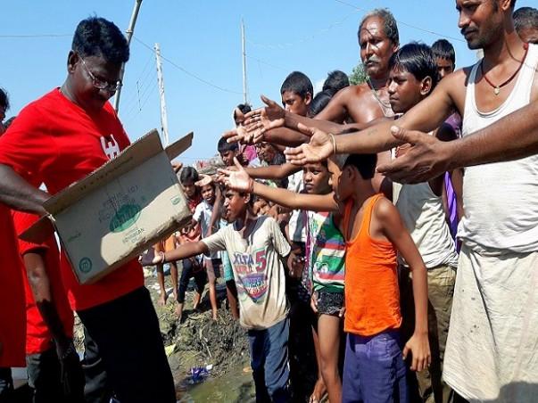 Bihar Flood Relief Appeal