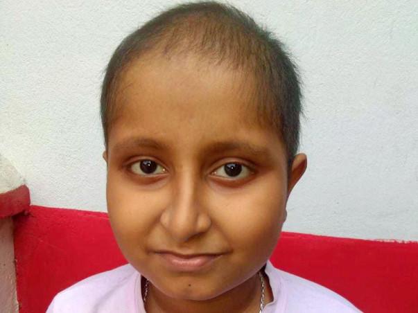 Help Udit fight cancer
