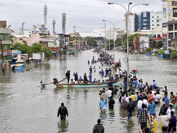 I am fundraising to namma Chennai Relief Fund