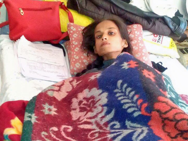 Help PriyaDas to Fight Stomach Disease which is causing her day to day