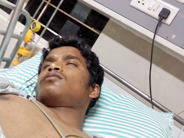 Seeking Help To Undergo Treatment.