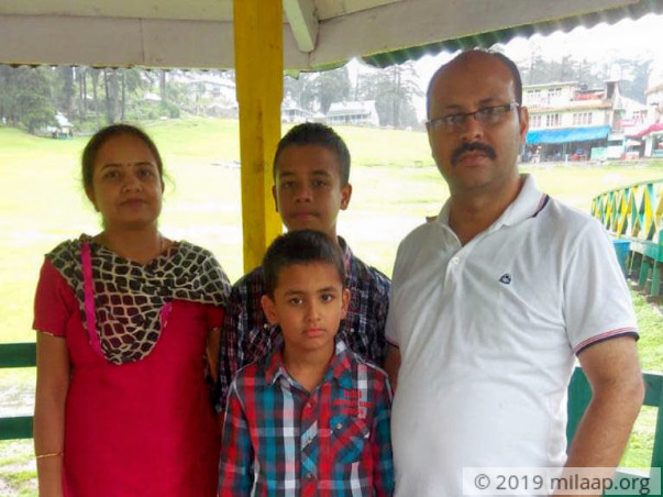 Shubhra Sood Adenocarcinoma - lung cancer