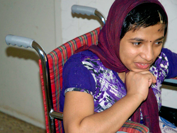 Kindly Please Save Handicapped Girl For Transplant Lungs and Heart