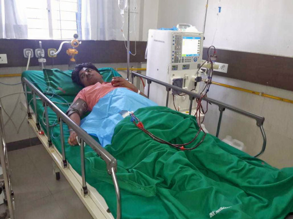 Please Help Sujit Undergo Treatment