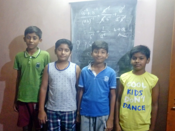 Support These Children in Their First Step to Access Technology